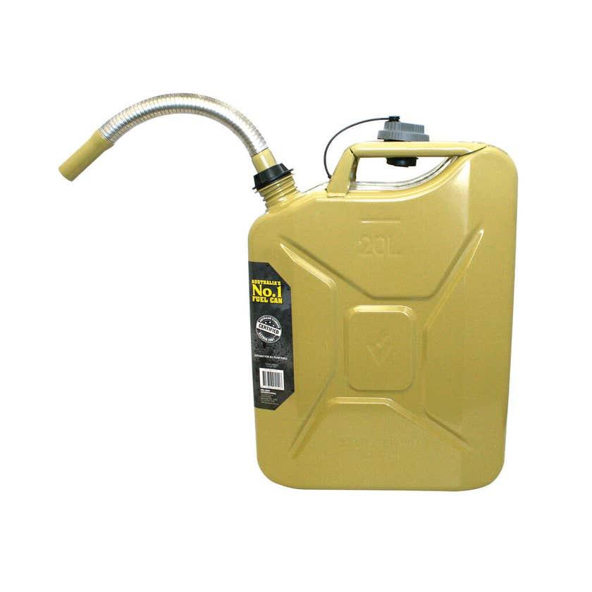 Pro Quip Flexible Super Can Pourer - Diesel