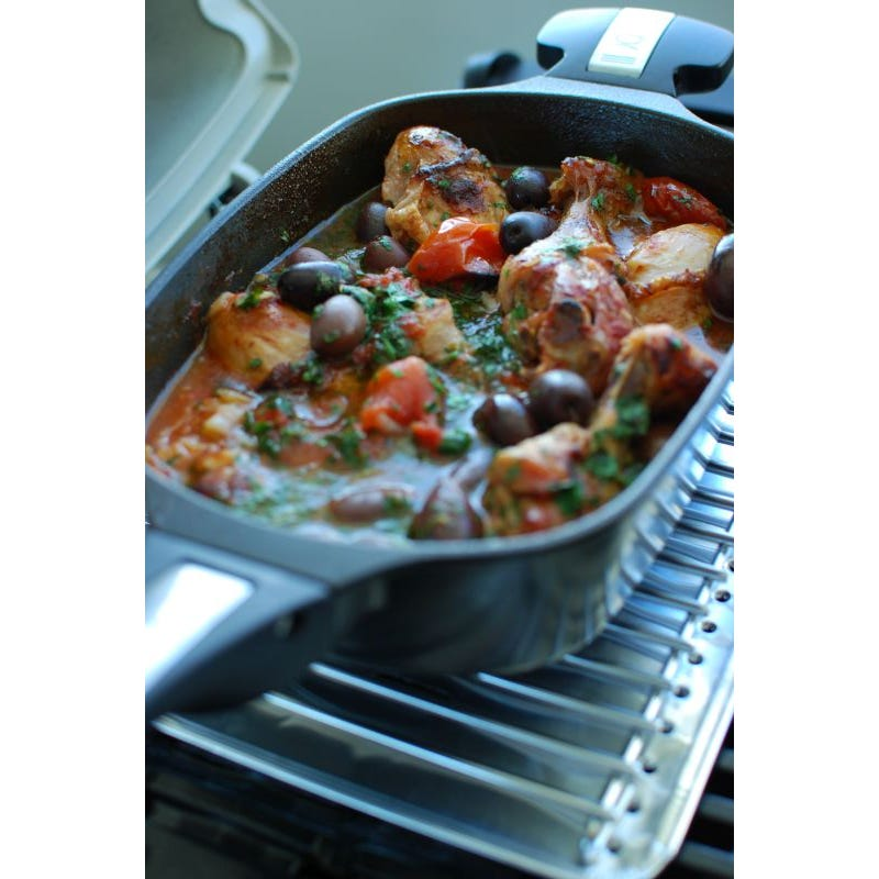 Weber Q Ware Casserole Dish