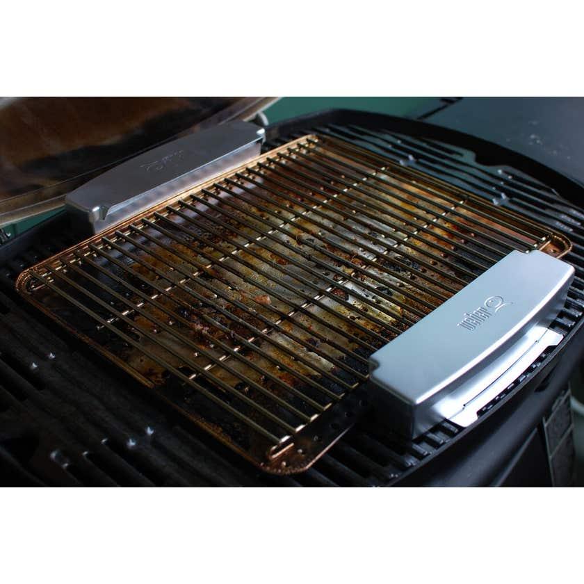 Weber Q Smoker Box Set