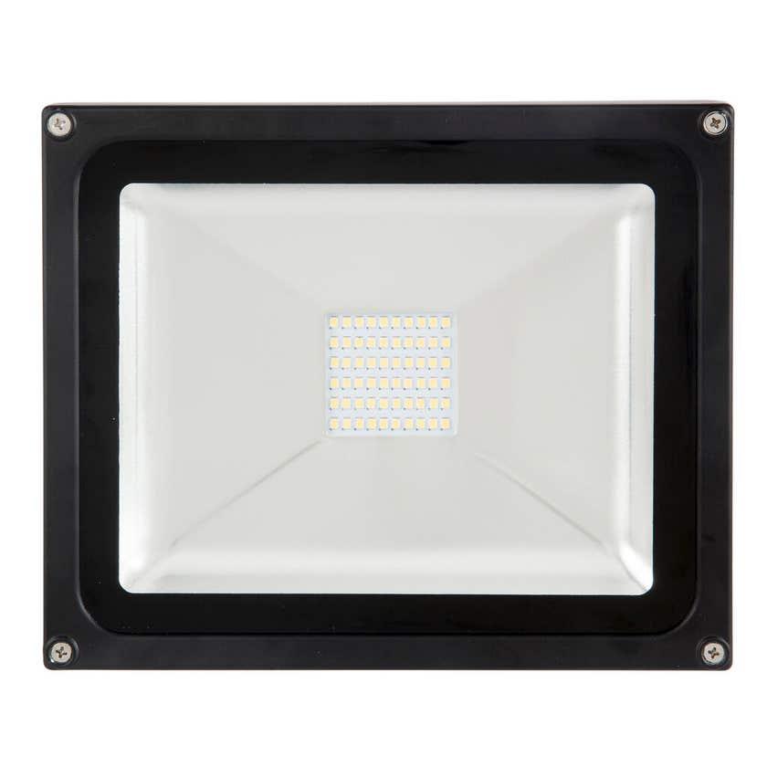 Brilliant Avenger 11 30W LED Floodlight Black