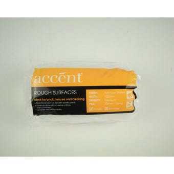 Accent Cover Roller Rough Surfaces 130mm