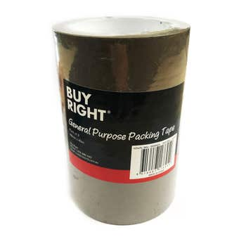 Buy Right General Purpose Packing Tape - 3 Pack