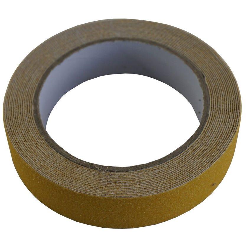 Medalist Anti Slip Adhesive Tape Yellow 25mm x 5m