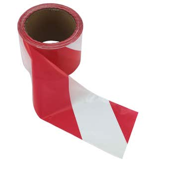 Medalist Caution Tape 75mm x 100m