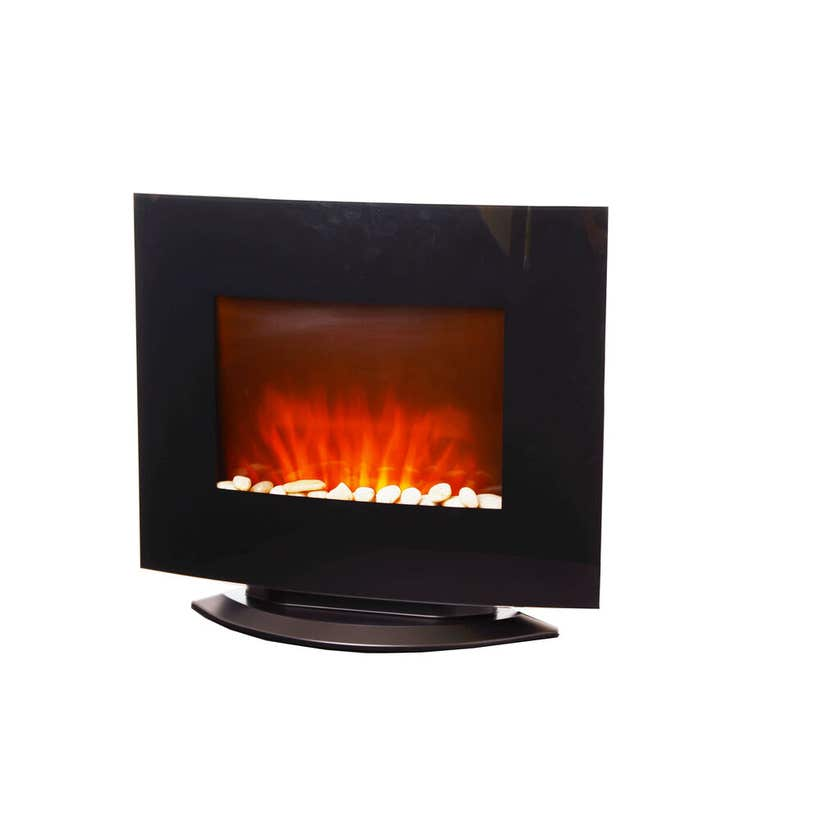 Goldair Curved Flame Effect Heater