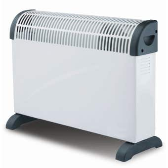 Celsius 2000W Convector Heater