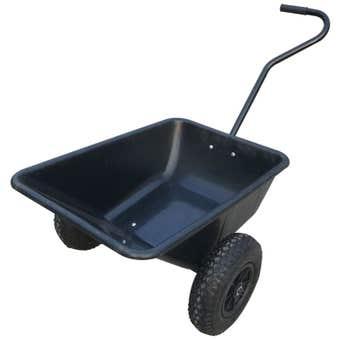 Greenleaf Yard Cart 60L