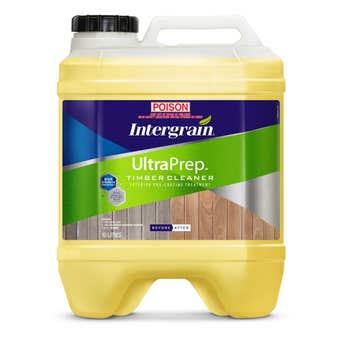 Intergrain UltraPrep Timber Cleaner 10L