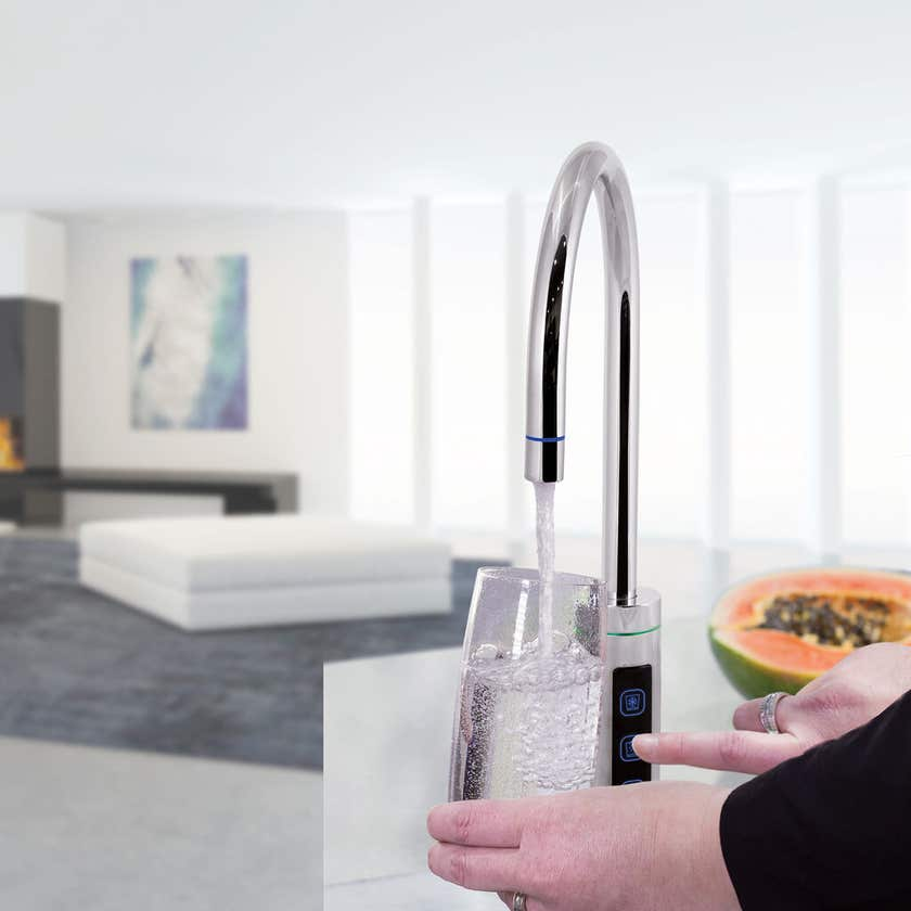 Puretec Sparkling Chilled & Ambient Water Filter System