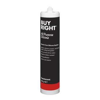 Buy Right All Purpose Silicone Translucent 300g