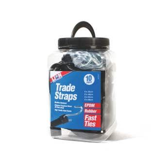 Lion Trade Straps - 10 Piece