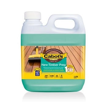 Cabot's New Timber Prep 2L