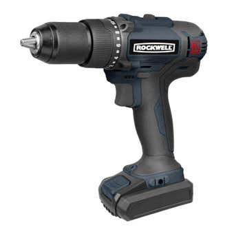 Rockwell 18V Brushless Lithium-Ion Hammer Drill Driver Kit