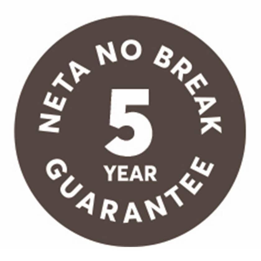 Neta Plastic Hose Connector Stop 12mm x 18mm