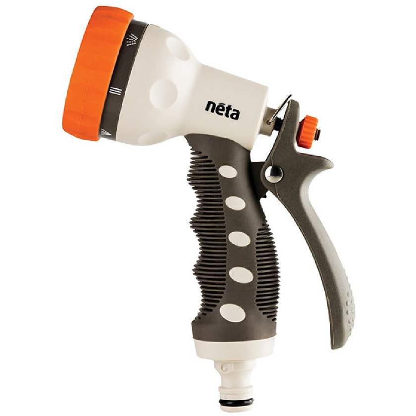 Neta Plastic 7 Pattern Rear Trigger Spray Gun 12mm