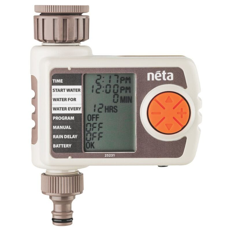 Neta Electronic One Zone Tap Timer 12mm