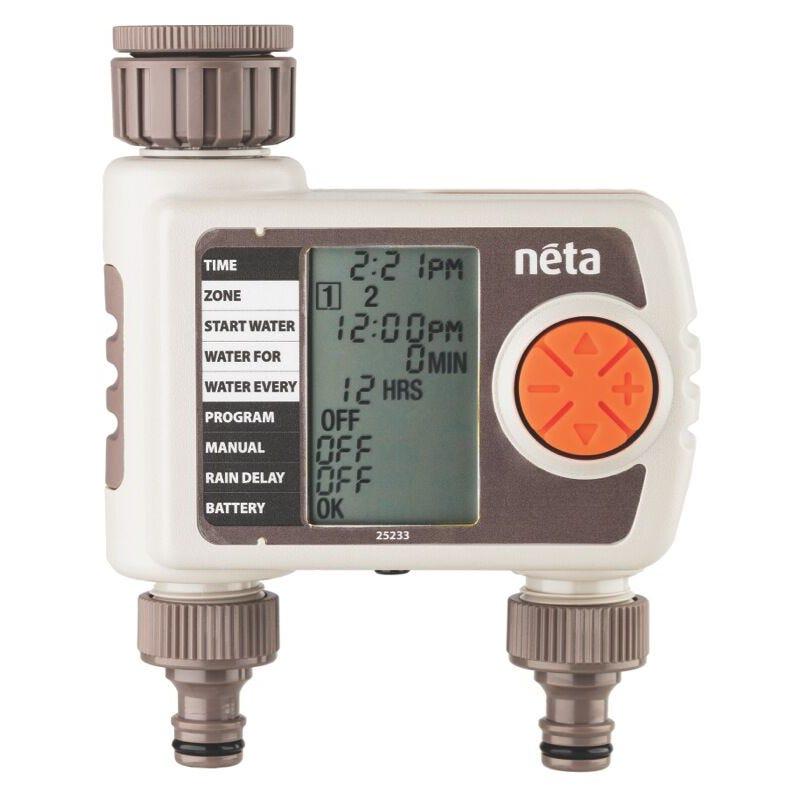 Neta Electronic Two Zone Tap Timer 12mm