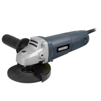Rockwell 750W Angle Grinder 100mm