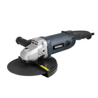 Rockwell 2200W Angle Grinder 230mm