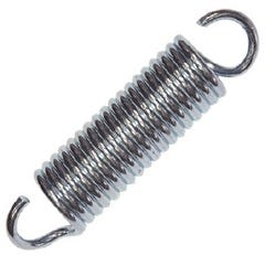 Compression Spring, 1/2 O.D. x 2-3/4-In. , 2-Pk.