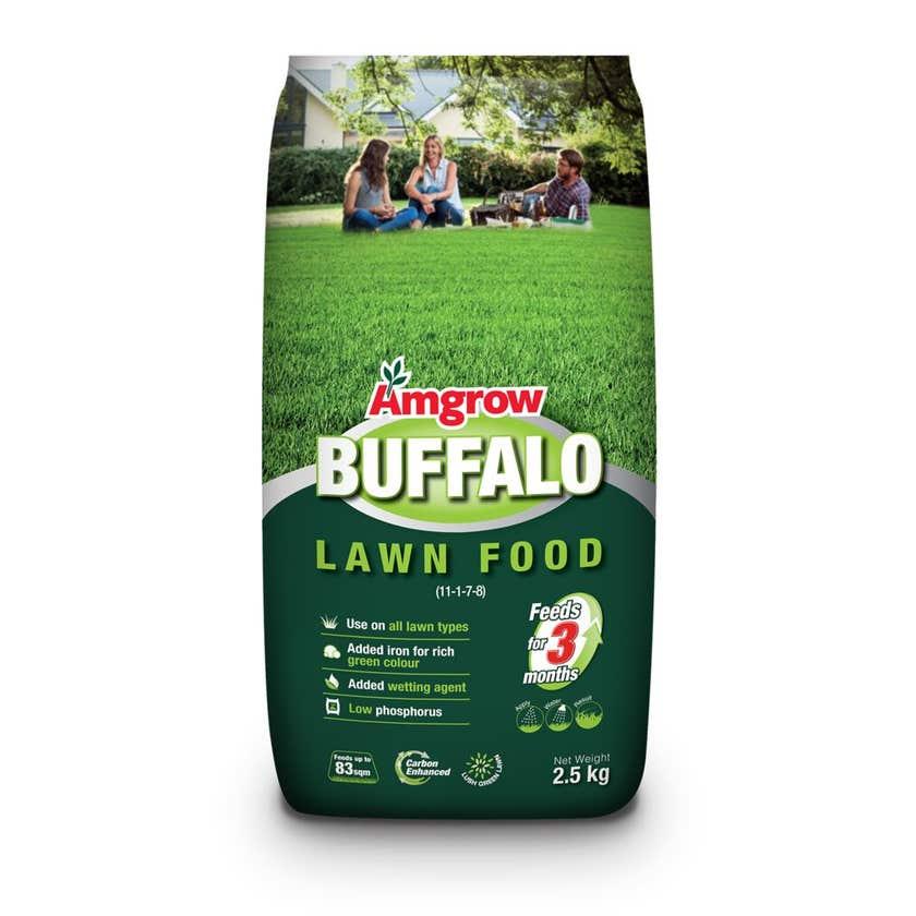 Amgrow Buffalo Lawn Food 2.5Kg