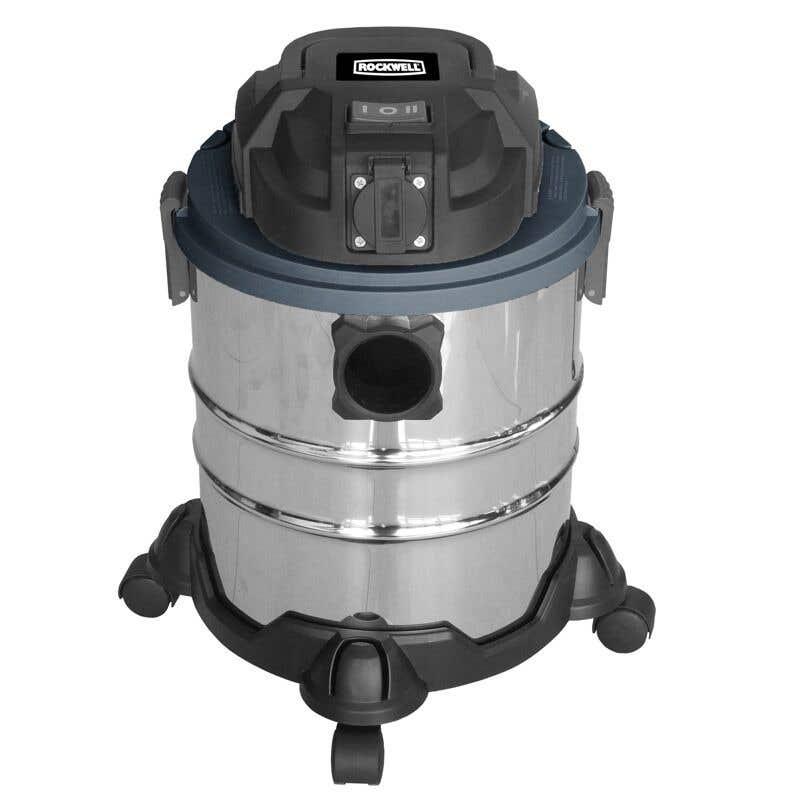 Rockwell 1200W 20L Wet & Dry Vacuum