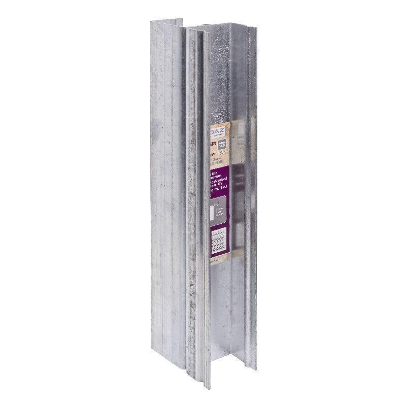 Trio Hardaz Retaining Wall Corner Post 88 x 750mm