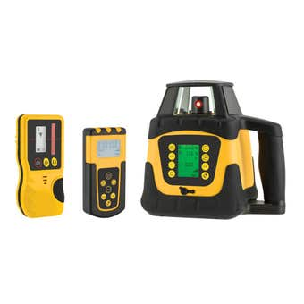 Tradie Centre Point Ultimate Rotary Laser