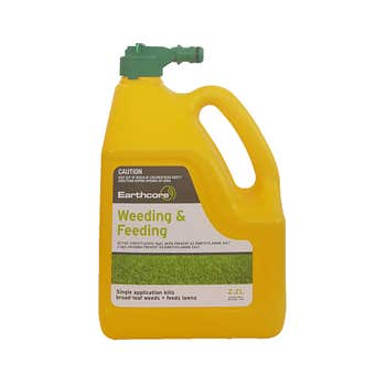 Earthcore Weed N Feed Hose On 2.2L