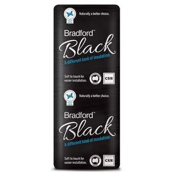 Bradford Black R2.0 Insulation Wall Batts 1160 x 580mm - 18 Pack