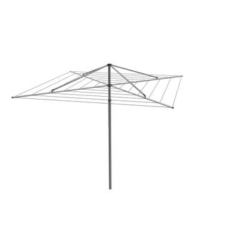 Hills Heritage Rotary 6-Line Fixed Clothesline