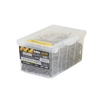 Buildex® Decking Screws T17 Climacoat 8 - 10 x 50mm - 1000 Pack