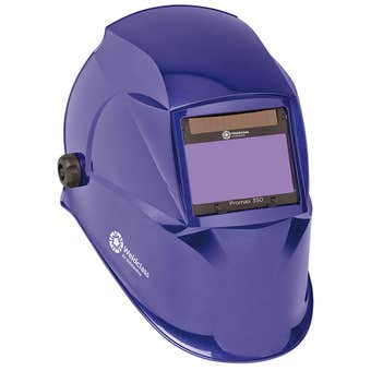Promax 350 Welding Helmet Blue