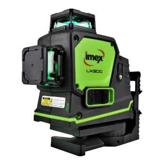 Imex Multi-Line 3D Green Beam Laser