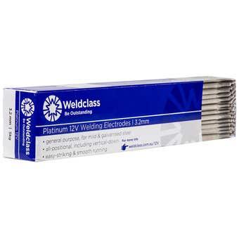 Weldclass Platinum 12V General Purpose Electrodes 3.2mm 5kg