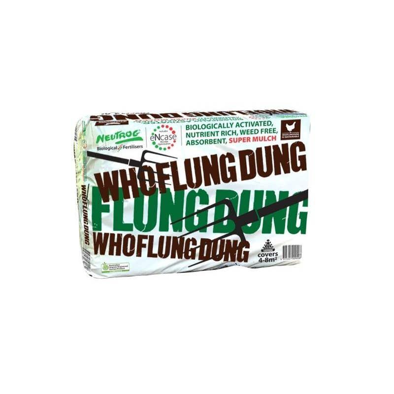 Neutrog Whoflungdung Mulch 20kg