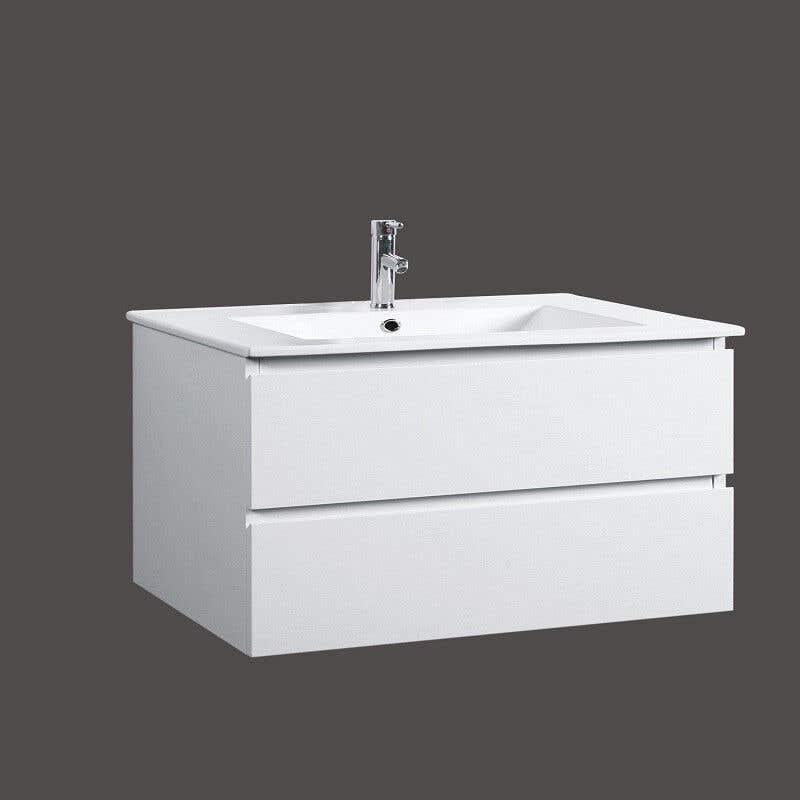 Cartia Noto Wall Hung Vanity Unit 900mm