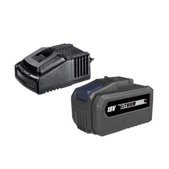 Rockwell 4.0Ah Battery and Charger Kit
