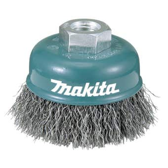 Makita Wire Cup Brush 100mm