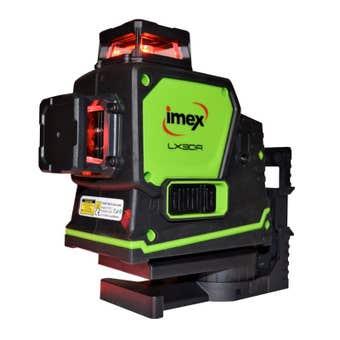 Imex Multi-Line 3D Red Beam Laser LX3DR