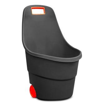 Portable Garden Cart 60L