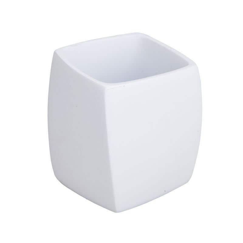 Interbath Rondel Tumbler White