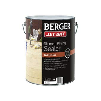 Berger Jet Dry Stone And Paving Natural 10L