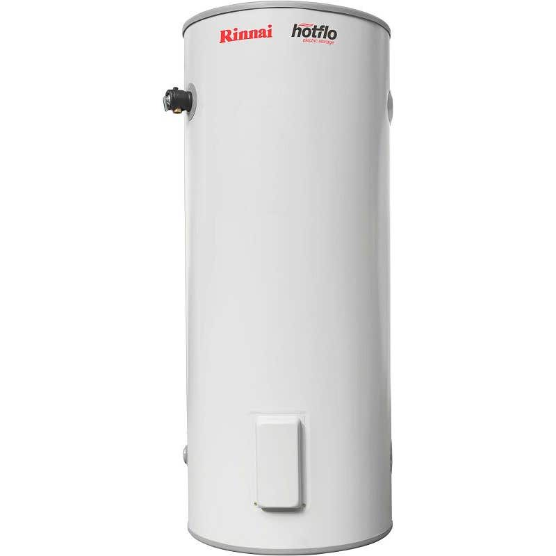 Rinnai Hotflo Single Element Electric Hot Water Storage Tank Soft Water 2.4kW 250L