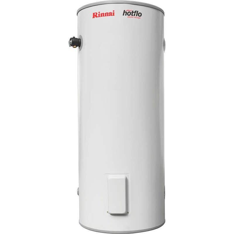 Rinnai Hotflo Single Element Electric Hot Water Storage Tank Soft Water 3.6kW 250L