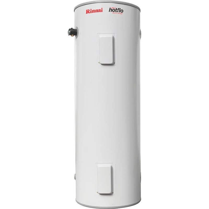 Rinnai Hotflo Twin Element Electric Hot Water Storage Tank Soft Water 3.6kW 315L