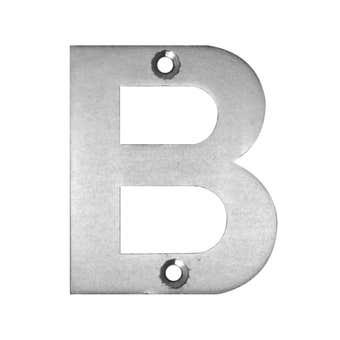 Sandleford Segway Letter Stainless Steel 45mm B