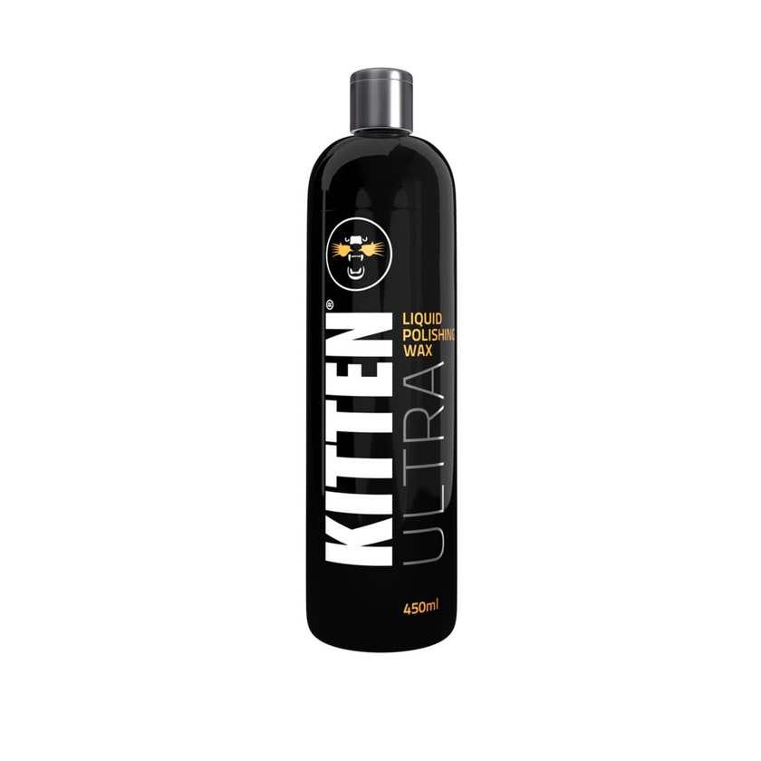 Kitten Ultra Liquid Polishing Wax 450g