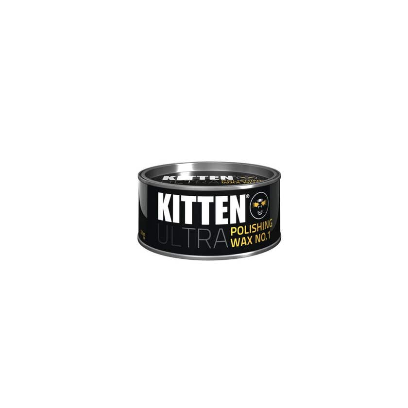 Kitten Ultra Polishing Wax No.1 250g