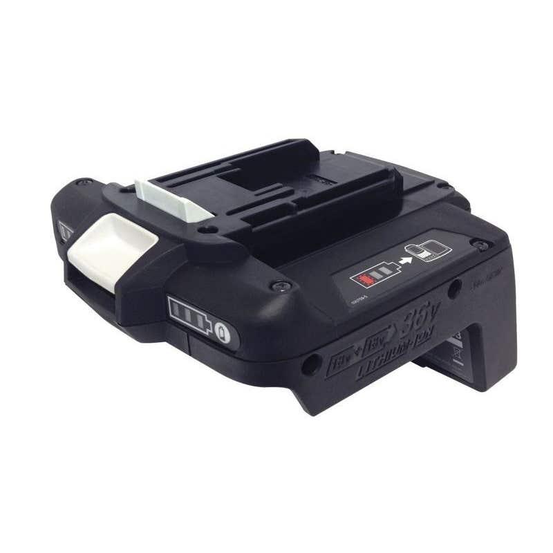 Makita 36V (18V x 2) 3.0Ah Battery Belt Converter